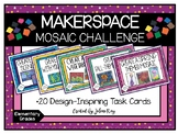 Makerspace Mosaic Challenge Task Cards