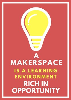 Makerspace Motivation Poster