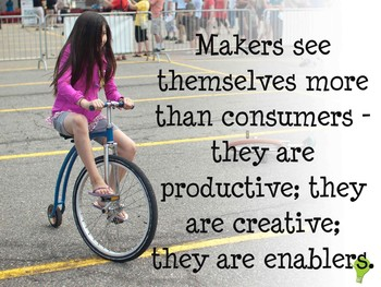 Makerspace Posters - Ethos of Making