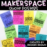 Makerspace Quote Posters