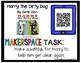 Makerspace STEM Reading Comprehension Creation Station {FREEBIE}