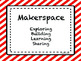 Makerspace Signs and Bin Labels for High Tech and Low Tech Spaces