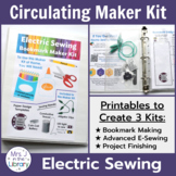 Makerspace Starter: Electric Sewing Circulating Maker STEAM Kit