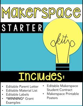 Makerspace Starter Kit