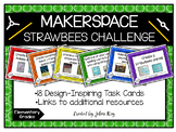 Makerspace: Strawbees Challenge Task Cards