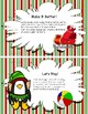 Makerspace Task Cards - Christmas Themed