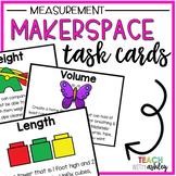 Makerspace Task Cards Measurement