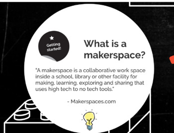 Makerspace Prezi: Behind the scenes of a real makerspace + Makerspace in a Box
