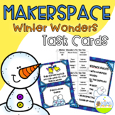 Makerspace Winter Themed Pack