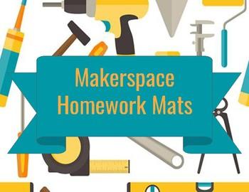 Makerspace Homework Mats