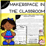 Makerspace in the Classroom Free