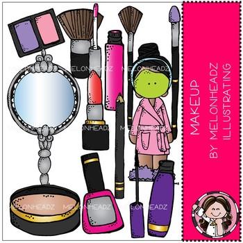 Makeup clip art - Melonheadz Clipart