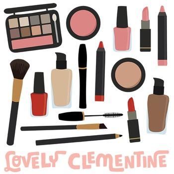 Makeup clip art images, makeup clipart, makeup vector