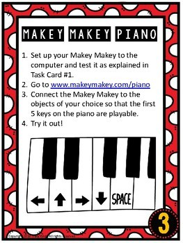 Makey Makey Activities for Music Class