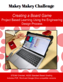 Makey Makey Challenge: Engineering Design/STEAM Inspired Project
