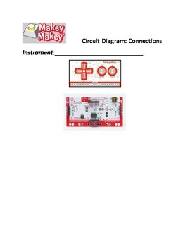 MakeyMakey Student Engineering Booklet