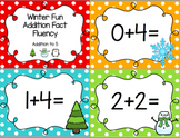 Winter Fun Fact Fluency
