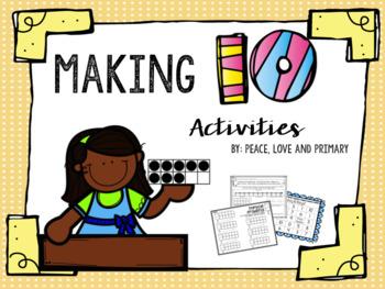 Making 10 Activities!