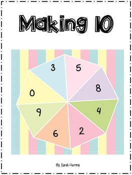 Making 10 Addition Game