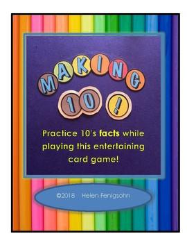 Making 10 Card Game