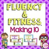 Making 10 Fluency & Fitness Brain Breaks Bundle