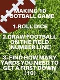 Making 10 Football Game