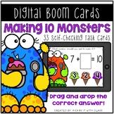 Making 10 (Friends of Ten) Digital Boom Cards