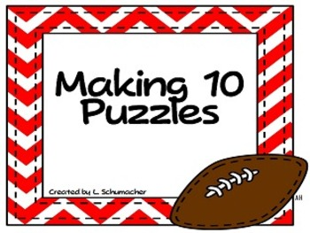 Making 10 Puzzles