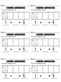 Making 10 Sample