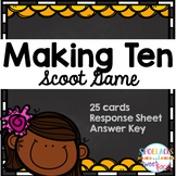 Making 10 Scoot Game
