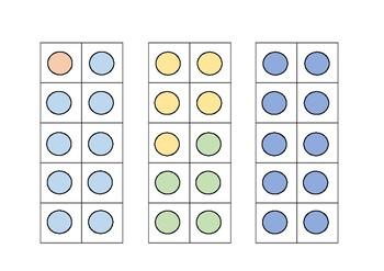 Making 10 - Using Ten Frames