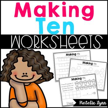 Making 10 Worksheets