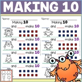 Making 10 Worksheets