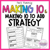 Making 10 and Making 10 to Add Worksheets Addition Within
