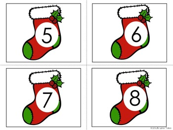 Making 10 for Christmas