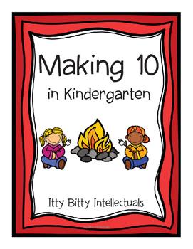 Making 10 in Kindergarten