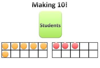 Making 10! on 10 frames