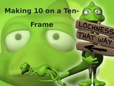 Making 10 on a Ten-Frame PowerPoint