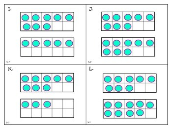 Making 10 to Add 8 - First Grade enVision Math