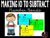 Making 10 to Subtract
