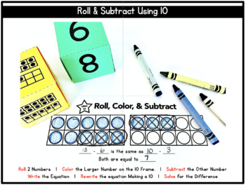 Making 10 to Subtract: Building Mental Math Skills