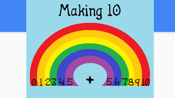 Making 10 with 10 frames