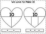 Making 10 with 2 & 3 Addends