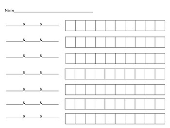 Making 10 with three numbers