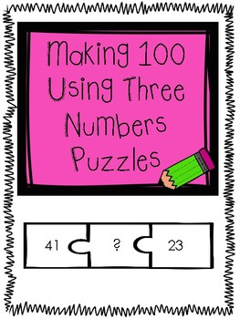 Making 100 Puzzle Strips