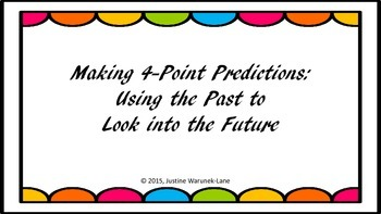 Making 4-Point Predictions (PDF Version)