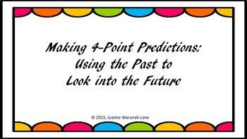 Making 4-Point Predictions (PDF Version)