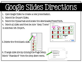 Making 5 and 10 Digital Resource (PowerPoint or Google Slides)