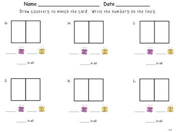 Making 8 - First Grade enVision Math