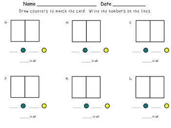 Making 9 - First Grade enVision Math
